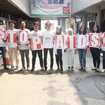 BEM Perbanas Institute in WORLD AIDS DAY 2015