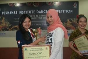 Juara 1 (tradisional) : Universitas Parahyangan